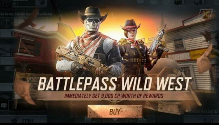 Call Of Duty Mobile Season 6 Rust Map Wild West Pass And More