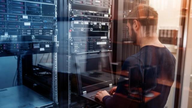 Scottish data centre in operation