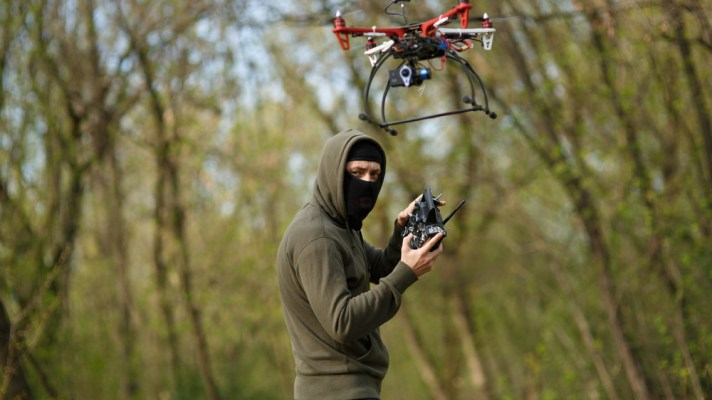 Drones regulations UK