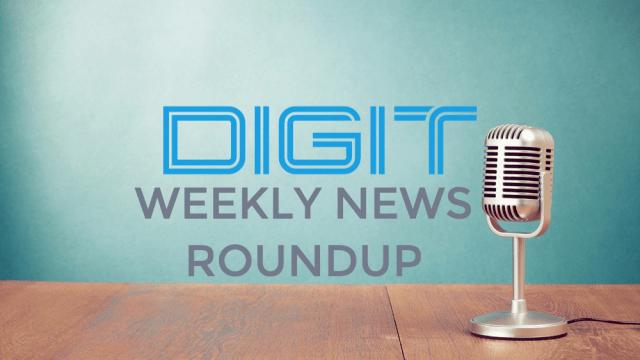 The DIGIT Weekly News Roundup Scotland digital technology news