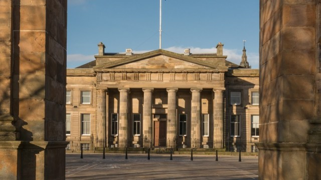 Dundee IT Worker Jailed - Glasgow High Court