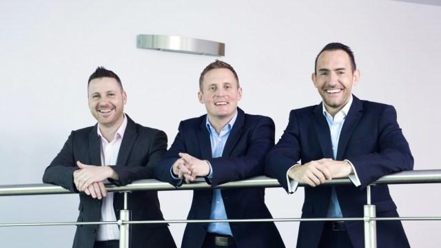 VectorCloud buyout - Scott Cassidy, Ewan McKay, Kevin Mitchell