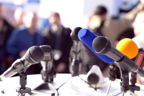 Press conference Scottish businesses press coverage