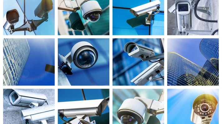 Facial Recognition - CCTV Cameras