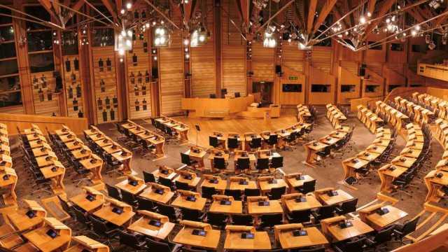Scottish Parliament Africa