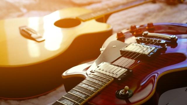 new guitar string