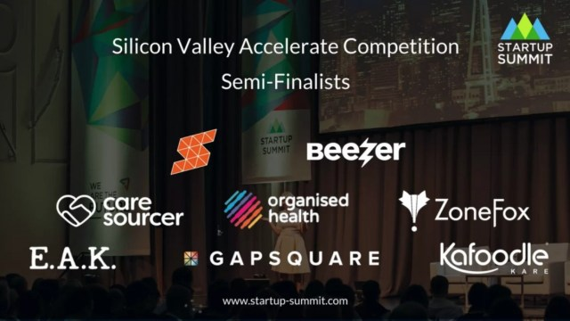 Startup Summit Silicon Valley Competition