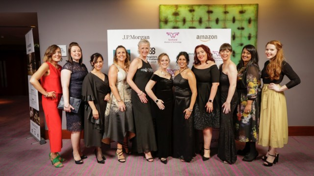 Scotland Women In Technology Awards Winners