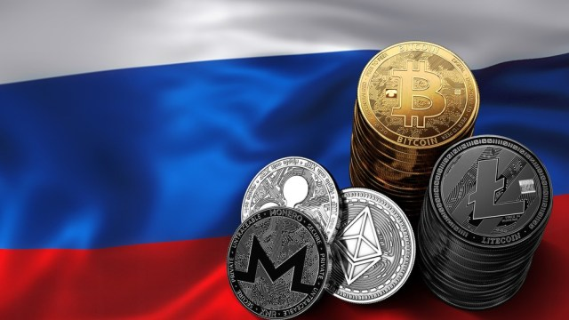The cryptoruble could be the world's first official digital currency