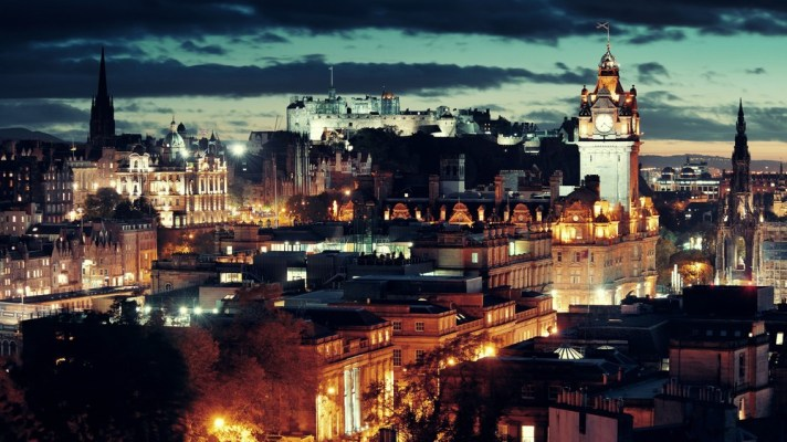 Titans of Tech: Edinburgh Named European Tech Hotspot