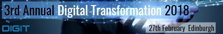 Digital Transformation 2018
