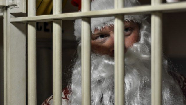 Christmas Cyber Lectures: Santa was BAD this year