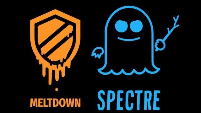 Meltdown Spectre CPU Bugs