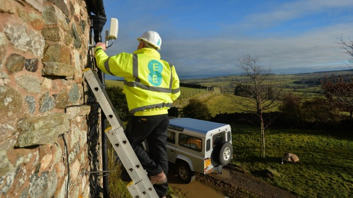New EE 4G Broadband Could Give 80,000 Scottish Homes