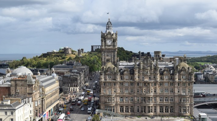 EY Attractiveness Survey Edinburgh