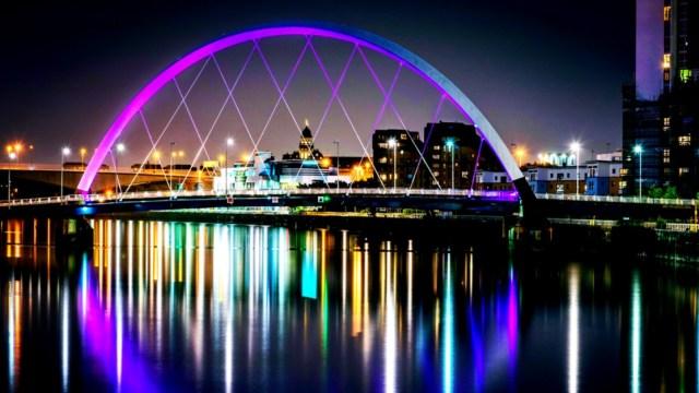 Glasgow Fibre Broadband. SQLGLA Conference, Commsworld Glasgow Contract