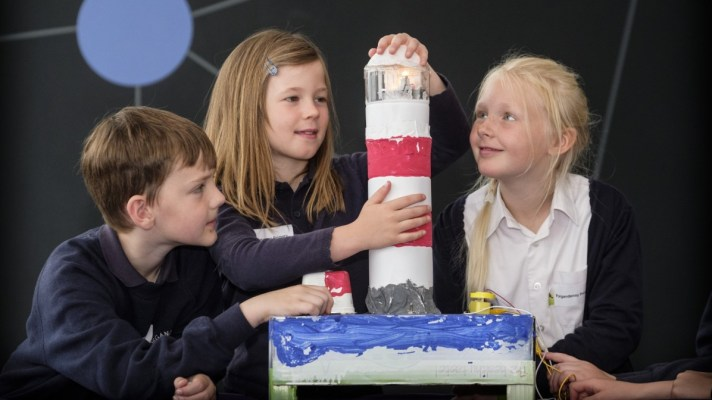 Longforgan Primary Little Lighthouse Programme
