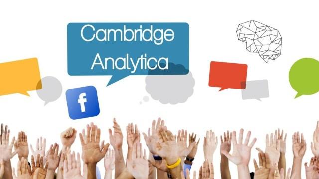 Camridge Analytica Facebook Scandal