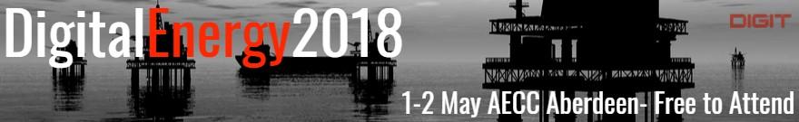 5th Annual Digital Energy 2018
