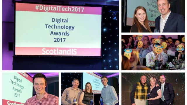 Digital Tech Award Finalists