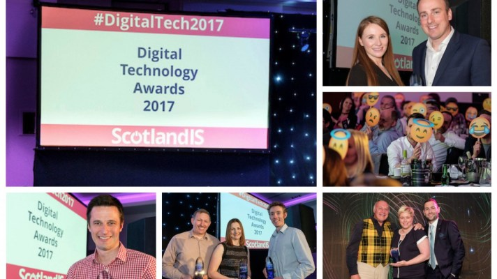 Digital Tech Award Finalists