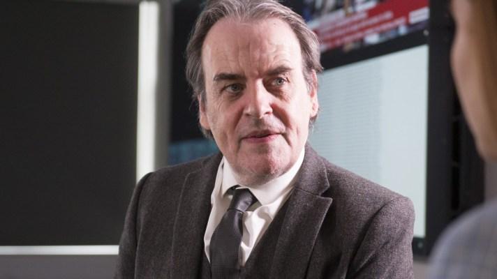 Professor Bill Buchanan OBE