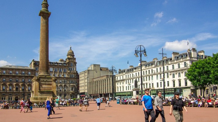 Glasgow Ranked Top City for Scottish Public WiFi Access