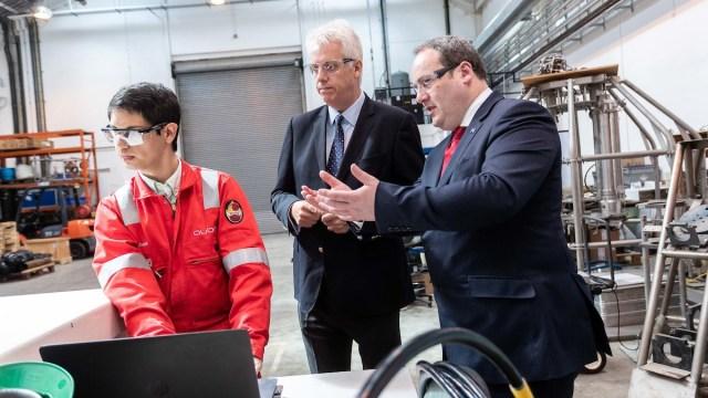 ogtc £2m decommissioning grant