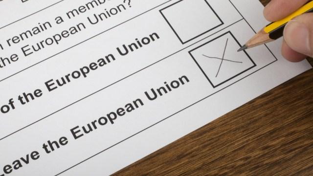Vote Leave Brexit