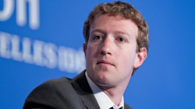Zuckerberg Discussion Tour 2019