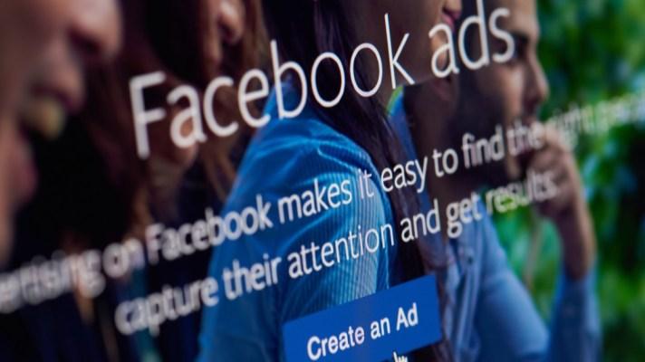 Facebook Advertising Patent