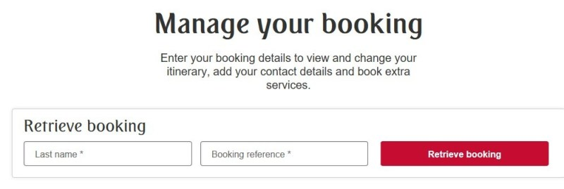manage your booking image