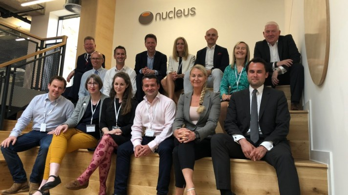 Fintech Scotland Board Members
