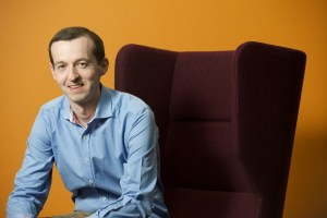 Data Lab Chair: Mark Hunter CDO of Sainsbury's Bank
