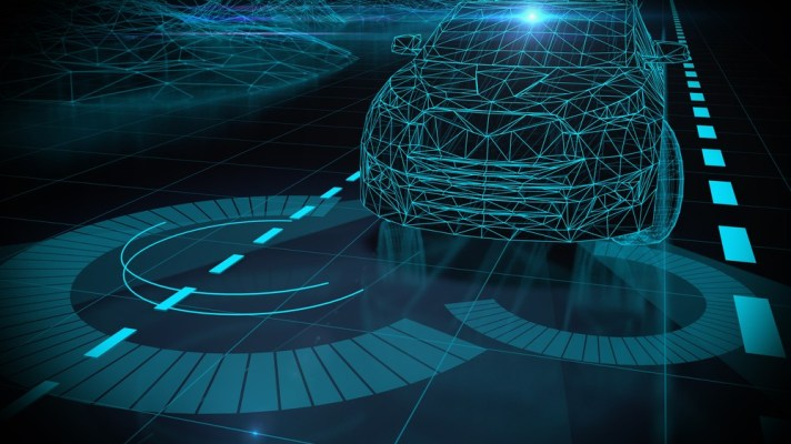 driverless car trials scotland