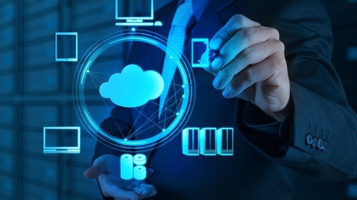 Cloud First Strategy representation