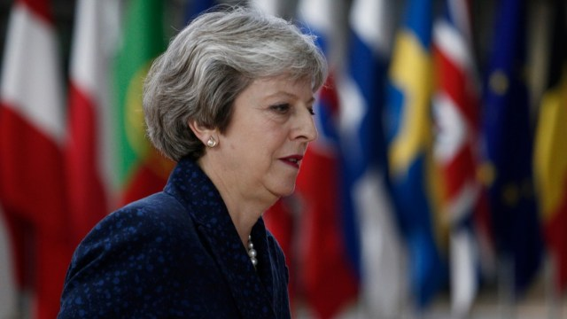 Brexit Draft Withdrawal Agreement