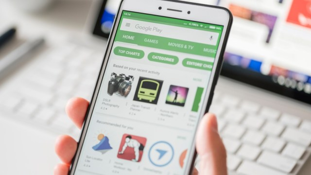 Mobile App Data Harvesting