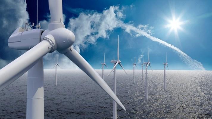Scottish power Wind Energy