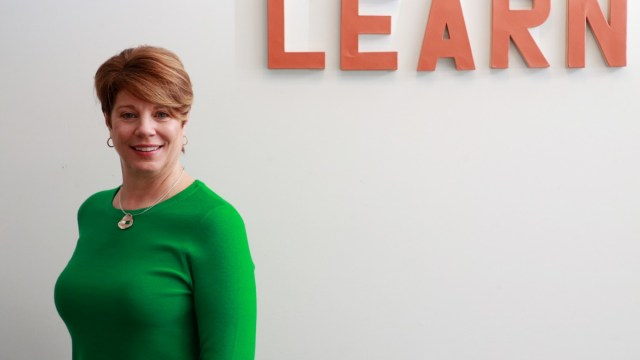 CodeClan CEO Melinda Matthews Clarkson
