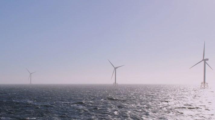 Firth of Forth Wind Farm Neart na Gaoithe