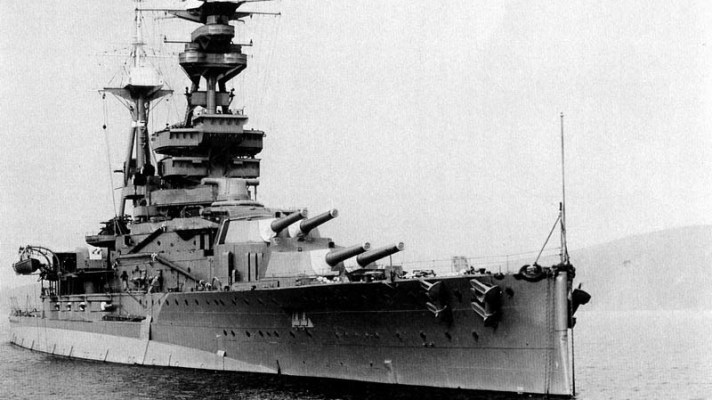 HMS Royal OAK