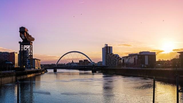 Glasgow Hydrogen Gritters