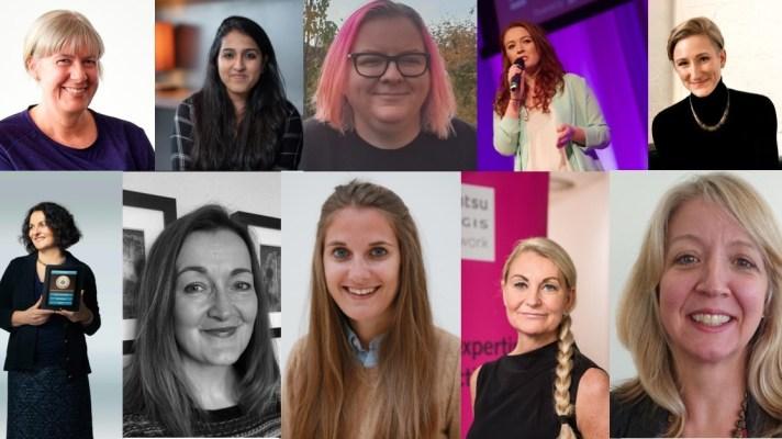 Women Scotland Tech Sector