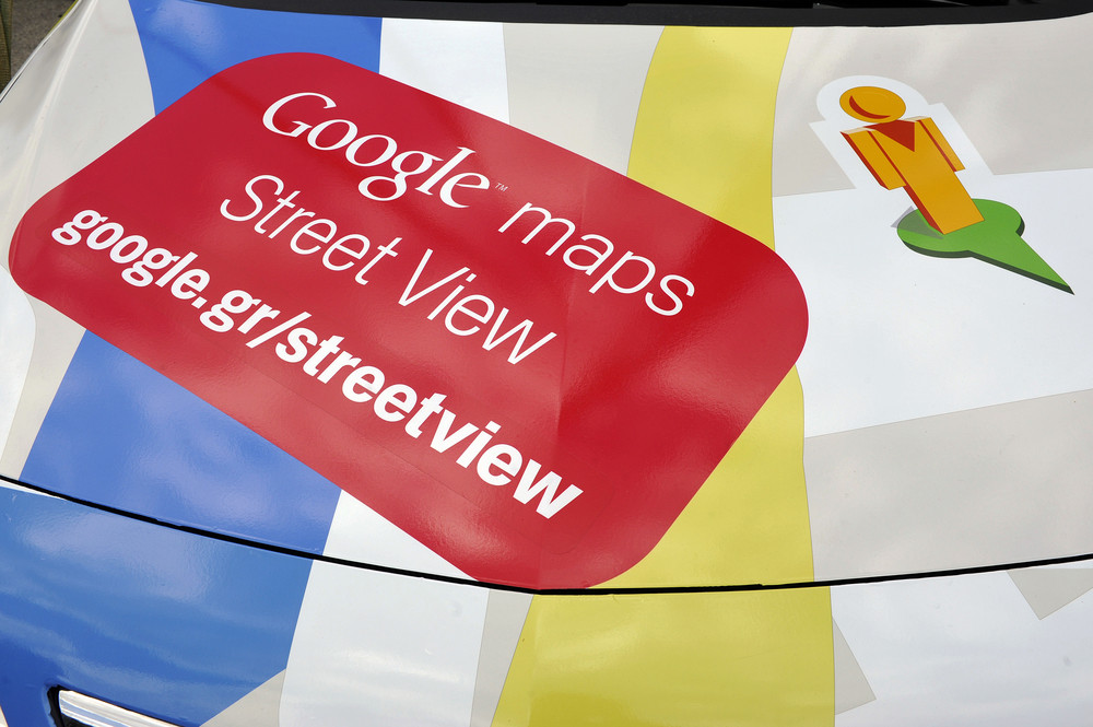 Google Street View Puts Homes at Risk, Say Police