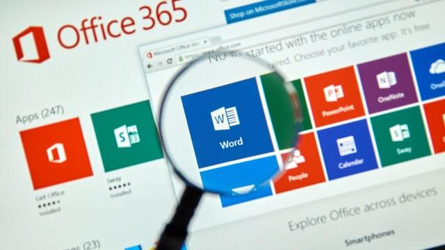 Microsoft Word AI Feature