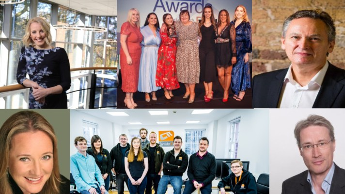 DIGIT Movers Shakers April