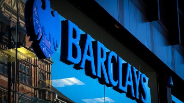 Barclays Kilmarnock