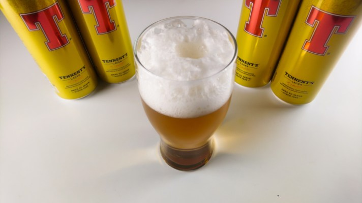 Tennents app