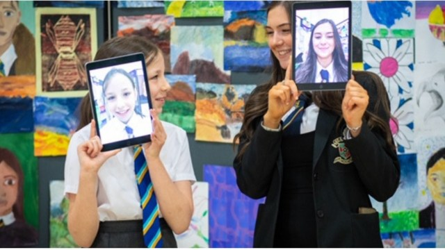 Bearsden Digital Schools Award